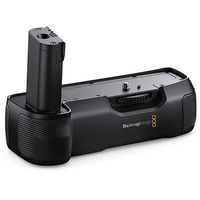 Image of Blackmagic Pocket Camera Battery Grip