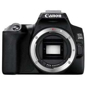 Canon EOS 250D Digital SLR Camera Body - Black