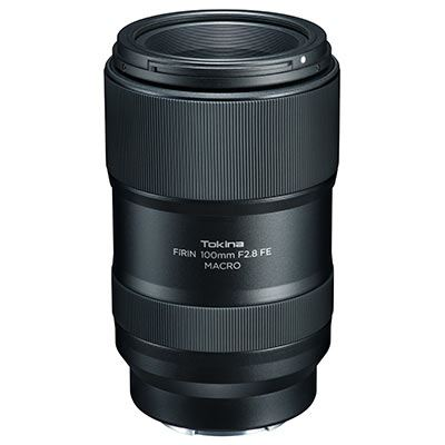 Tokina FiRIN 100mm f2.8 FE Macro Lens for Sony E