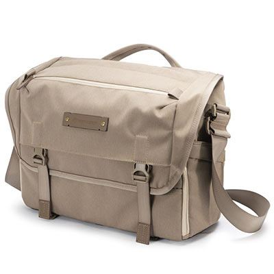 Vanguard VEO Range 38 Shoulder Bag - Stone
