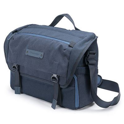Image of Vanguard VEO Range 38 Shoulder Bag - Blue