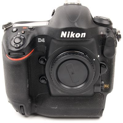 Nikon D4 Digital SLR Camera Body