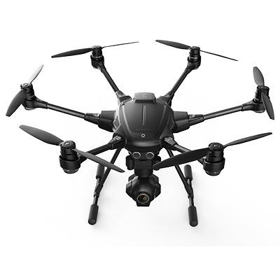 Yuneec Typhoon H Hexcopter Drone