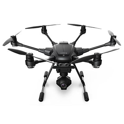 Yuneec Typhoon H Hexcopter Drone with Realsense Pack