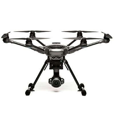 Yuneec Typhoon H Plus Hexcopter Drone with Realsense