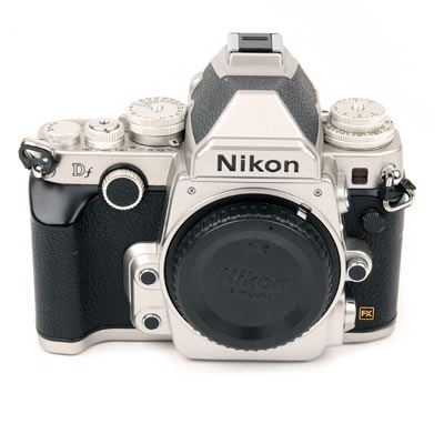 Used Nikon Df Digital SLR Camera Body - Silver