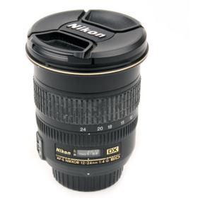 Used Nikon 12-24mm f4 G AF-S IF-ED DX Lens
