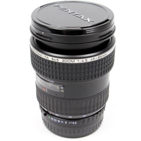 Used Pentax 45-85mm f4.5 SMC FA 645 Mount Lens