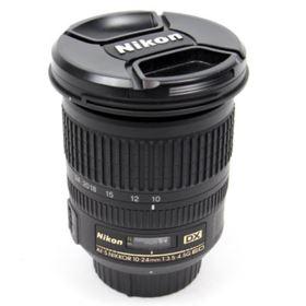 Used Nikon 10-24mm f3.5-4.5 G AF-S DX Lens