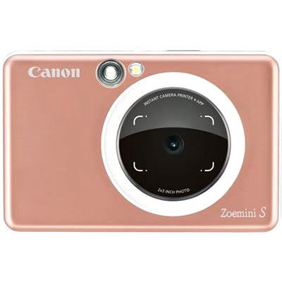 Image of Canon Zoemini S Hybrid Camera - Rose Gold