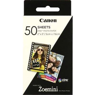 Canon Zink Photo Paper - 50 Shots