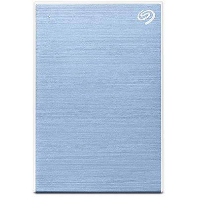 Image of Seagate 1TB Backup Plus Slim portable (Blue)