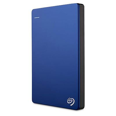Image of Seagate 2TB Backup Plus Slim portable (Silver)