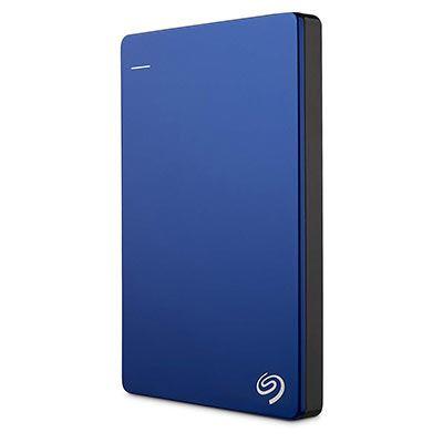 Image of Seagate 2TB Backup Plus Slim portable (Silver)