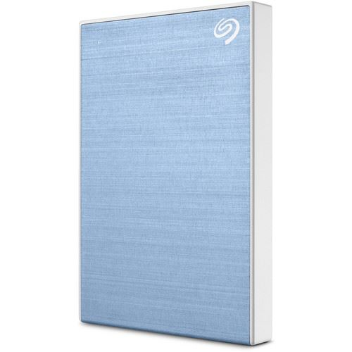 Image of Seagate 2TB Backup Plus Slim portable (Blue)