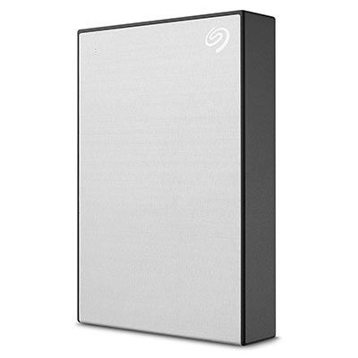 Image of Seagate 4TB Backup Plus Slim portable (Silver)