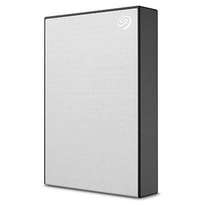 Image of Seagate 5TB Backup Plus Slim portable (Silver)