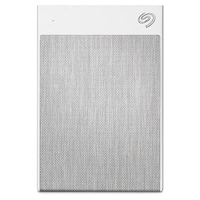 Image of Seagate 2TB Backup Plus Ultra Touch (White)
