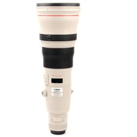 Used Canon EF 800mm f5.6 L IS USM Lens