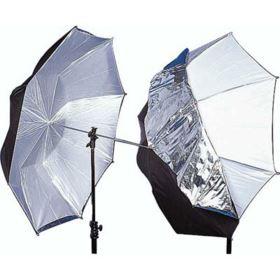 Used Lastolite 33inches  Silver/White Umbrella