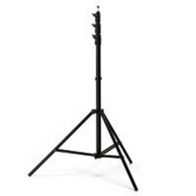 Image of Calumet Light Stand 3.9m - Black