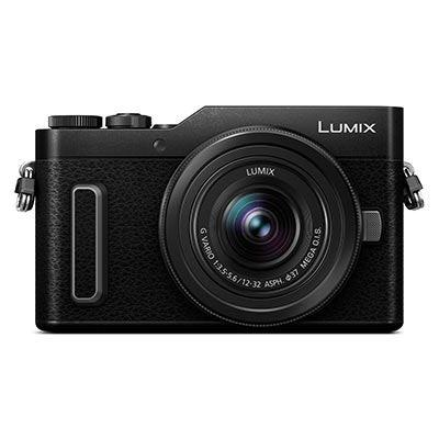 Panasonic Lumix GX880 Digital Camera with 12-32mm Lens - Black