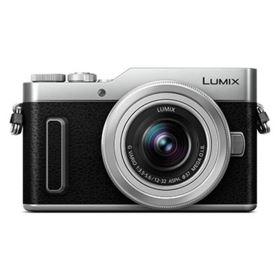 Panasonic Lumix GX880 Digital Camera with 12-32mm Lens - Silver