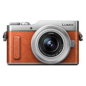 Panasonic Lumix GX880 Digital Camera with 12-32mm Lens - Tan