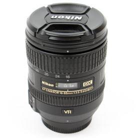 Used Nikon 16-85mm f3.5-5.6G VR ED AF-S DX Lens