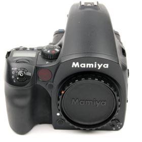Used Mamiya 645DF+ Lens and Back Kit