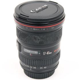 Used Canon EF 17-40mm f4 L USM Lens