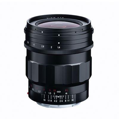 Voigtlander 21mm f1.4 Nokton Aspherical Lens - Sony E Fit