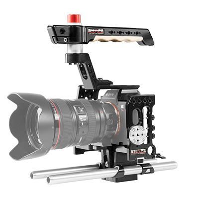 Shape A7 III Series Cage 15mm Rod System