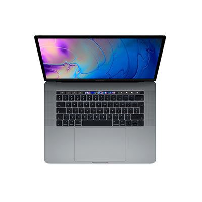 Apple MacBook Pro 15-inch with Touch Bar - 2.6Ghz 6-Core (9thGEN) i7 16GB 256GB RP555X - Space Grey