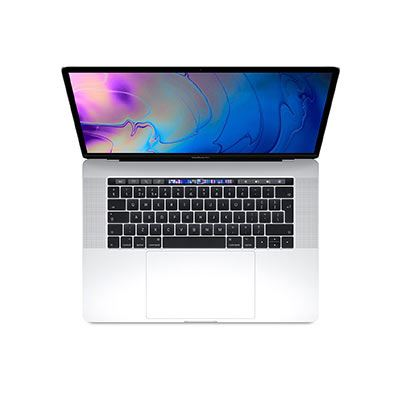 Apple MacBook Pro 15-inch with Touch Bar - 2.3Ghz 8-Core (9thGEN) i9 16GB, 512GB, RP560X - Silver