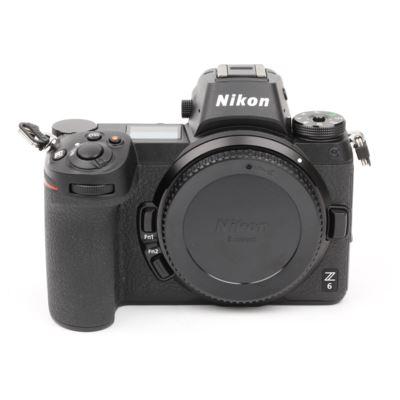 Used Nikon Z6 Digital Camera Body