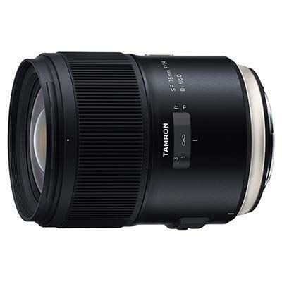Used Tamron 35mm f1.4 SP Di USD Lens - Nikon Fit