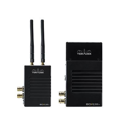 Teradek Bolt XT 500 Wireless SDI/HDMI Transmitter/Receiver Set