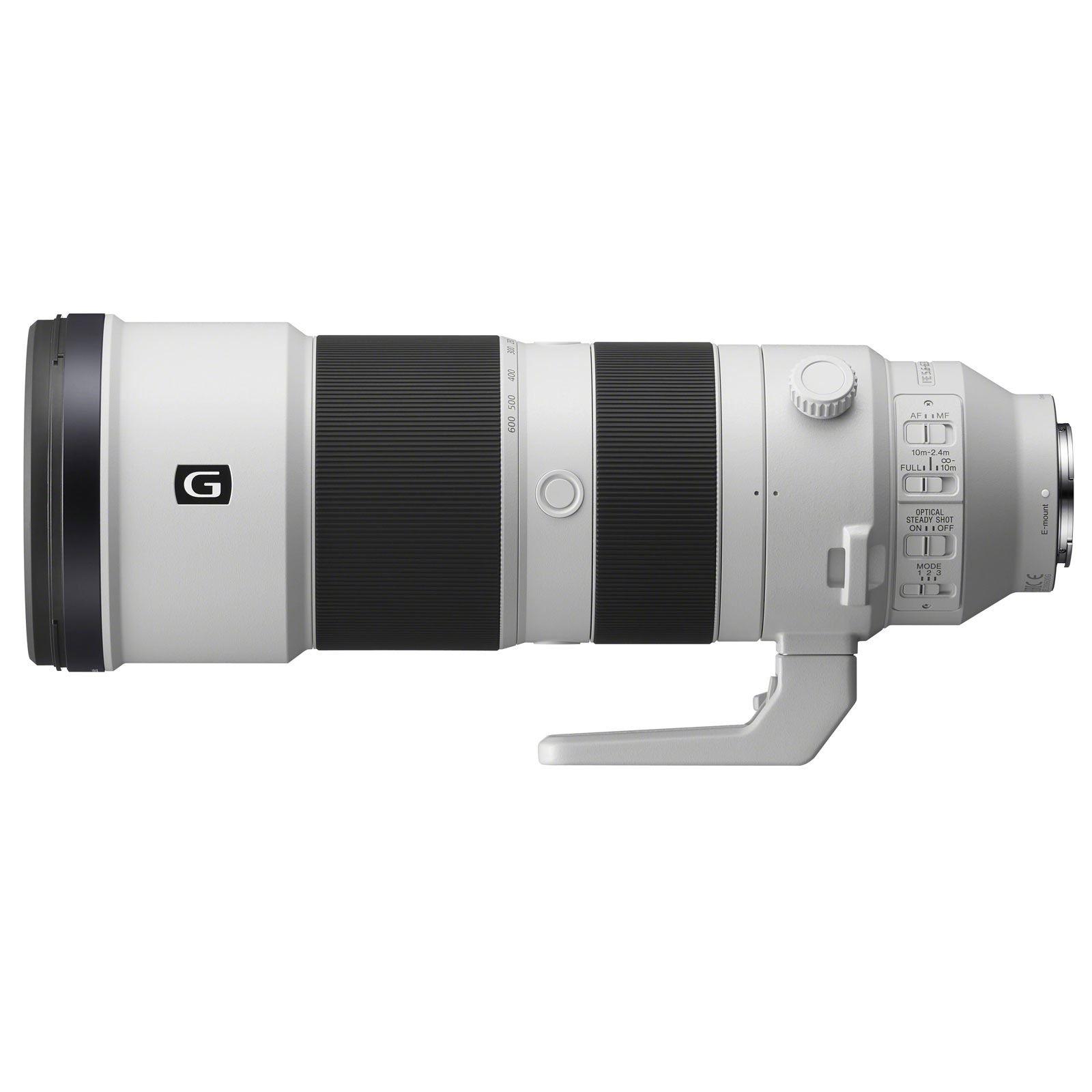 Sony FE 200-600mm f5.6-6.3 G OSS Lens