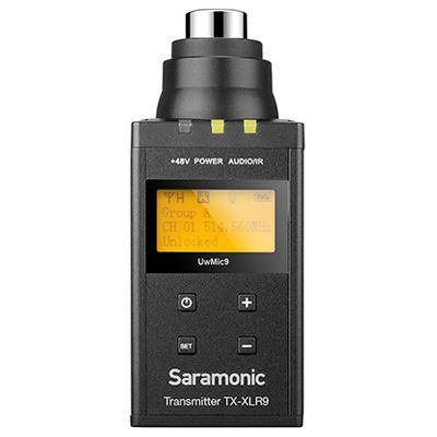 Saramonic UwMic9 TX-XLR9 XLR Transmitter