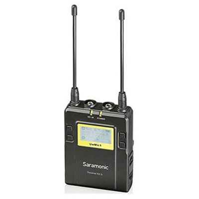 Saramonic UwMic9 RX9 Dual-channel Receiver
