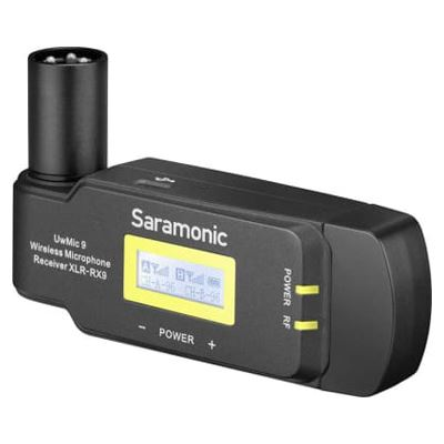 Saramonic UwMic9 RX-XLR9 XLR RX fr UwMic9