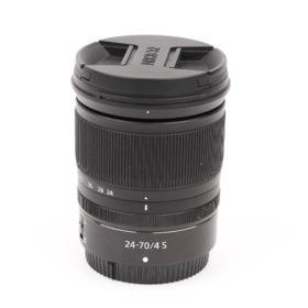 Used Nikon Z 24-70mm f4 S Lens