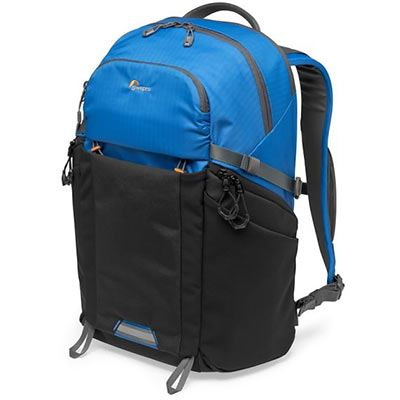 Lowepro Photo Active BP 300 AW Backpack - Blue / Black