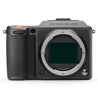 Hasselblad X1D II 50C | Sleek and powerful medium format mirrorless