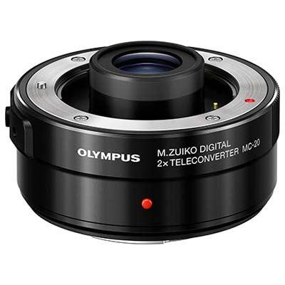 Olympus M.Zuiko Digital MC-20 2x Teleconverter
