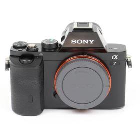 Used Sony Alpha A7 Digital Camera Body