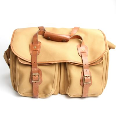 Used Billingham 550 - Khaki / Tan