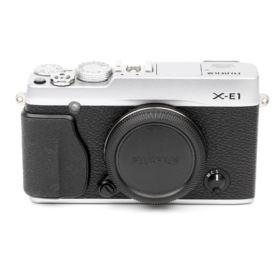 Used Fuji X-E1 Digital Camera Body - Silver