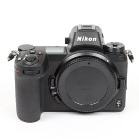 Used Nikon Z 6 Digital Camera with Mount Adapter